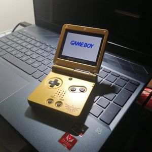 Gameboy Advance Sp Zelda Edition (AGS-101) for Sale in Nipomo, CA