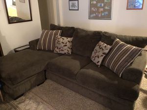 Couch and chair 1/2 for Sale in Wheaton, MD