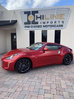 2018 Nissan 370Z Coupe for Sale in Tampa, FL