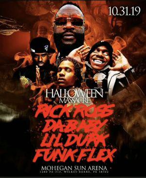 "CruzControlEnt Presents, ""Halloween massacre 2"" for Sale in Harrisburg, PA"