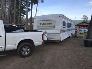 Dutchman 30 foot camper bunk house for Sale in Duluth, MN