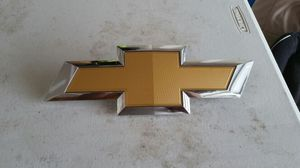 2014-2015 chevy silverado front badge for Sale in Monroe Township, NJ