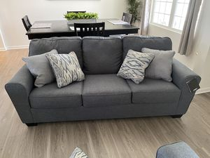 BRAND NEW Ashley's furniture couch & loveseat for Sale in Delaware, OH