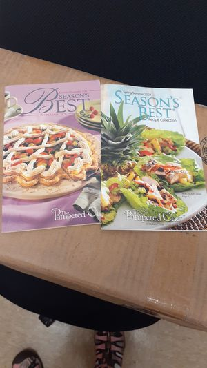 Receipe soft cover books for Sale in Maplewood, MN