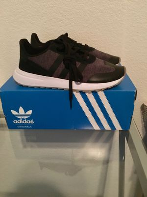 adidas female shoes size 7.5 brand new never worn 40$ is lowest for Sale in Las Vegas, NV