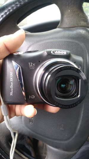 Cannon Camera for Sale in Brownsville, TX