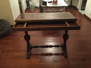 Antique Library Table. Local pick up only. for Sale in Queens, NY