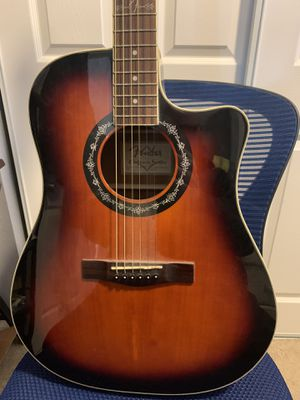 Fender Acoustic electric T bucket 300 ce 3ts for Sale in Pomona, CA