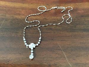 Vintage rhinestone necklace for Sale in Sierra Vista, AZ