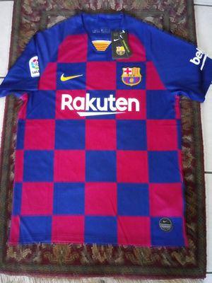 Jerseys Club Barcelona Messi # 10 Home 2019/20 Unisex Size M,L,XL,2XL for Sale in Phoenix, AZ