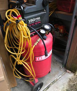 20 gallon air compressor for Sale in Monroe, WA