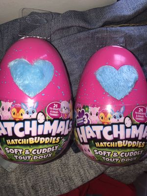 Brand new hatchimals both for $20 for Sale in Battle Ground, WA