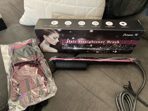 Hair straightener brush for Sale in South Gate, CA