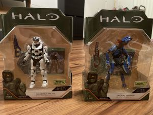 "World of HALO Infinite Series 1 - 4"" Jackal Sniper & Spartan MK VII *Lot of 2* for Sale in Lakewood, CA"