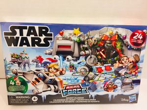 New! Star Wars Micro Force Board Game for Sale in Las Vegas, NV