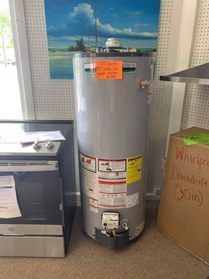 Brand New AO Smith 50 Gallon Gas Water Heater for Sale in Moyock, NC