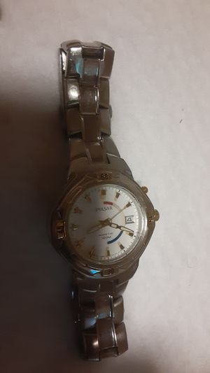 Pulsar watch for Sale in Salt Lake City, UT
