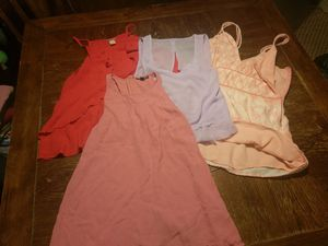 Size small Women's clothes lot, chillin for Sale in Olympia, WA