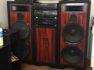 Pro Studio Home Stereo system for Sale in Beaverton, OR