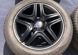 4 Genuine 2018 Mercedes-Benz G63 Wheel and Tire Package 100% Authentic Mercedes Parts for Sale in Miami Gardens, FL
