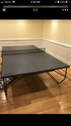 Franklin ping pong table for Sale in Herndon, VA