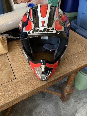 HJC RACING HELMET for Sale in Lodi, CA