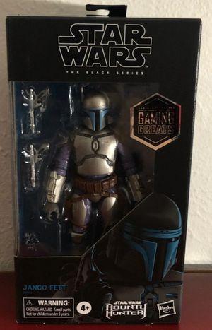 Star wars Black Series Jango Fett - IN HAND for Sale in Irwindale, CA