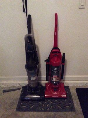 Vacuums dirt devil two separate vacuums for Sale in Fort Lauderdale, FL