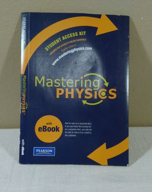 'Mastering Physics' Student Access Kit with eBook for Sale in Venice, FL