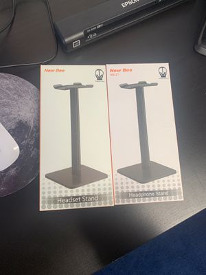 Two brand new headset stands for Sale in Los Angeles, CA