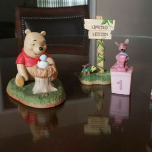 Disney Porcelain Figures for Sale in Houston, TX