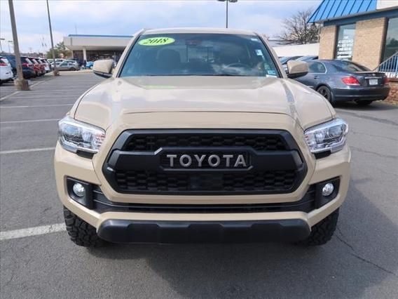 2018 Toyota Tacoma TRD Offroad V6