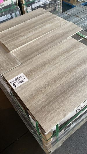 $.99cents sqft wood like tile for Sale in Peoria, AZ