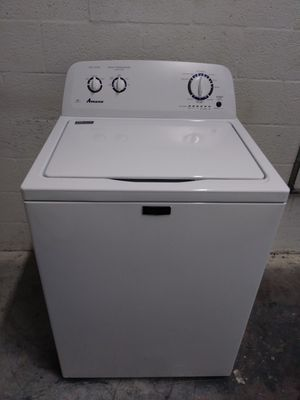 WHIRLPOOL Amana Washer(lavadora)- Heavy Duty $195.00 for Sale in Miami, FL