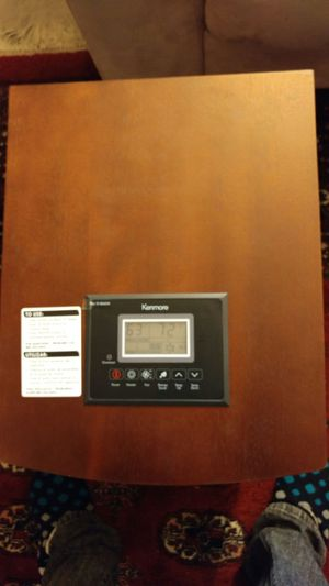Kenmore infrared room heater for Sale in Santa Monica, CA