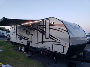 Mint: 2016 Forest River Cascade 274DBH - $19400 for Sale in Seattle, WA