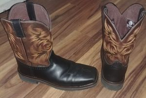 Justin's Work Boots for Sale in Columbus, OH