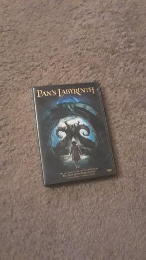 Pans labyrinth dvd for Sale for sale  Bristol, PA