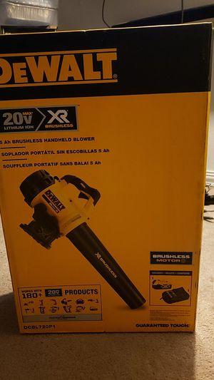 DeWalt Brushless handheld blower for Sale in Aurora, CO