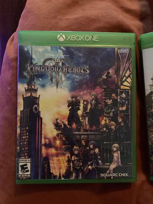 Kingdom hearts 3 for Sale in Groveport, OH