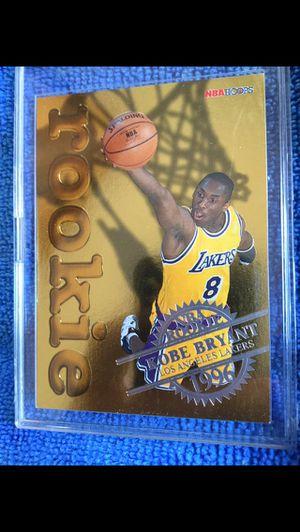 96'-97' Kobe Bryant rookie cards (read description) for Sale in Corona, CA
