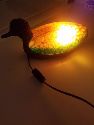 Lighted novelty duck light for Sale in Miramar, FL