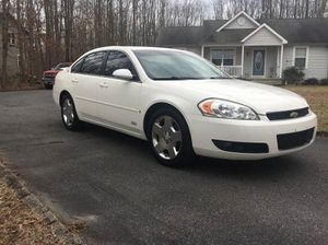 06 Chevy Impala SS SuperCharged 32e for Sale in Melrose, TN