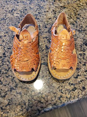 fc6277e856c9f Toddler Mexican Huaraches for Sale in Fontana