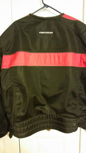 First Gear Motorcycle Riding Jacket for Sale in Glen Rock, PA