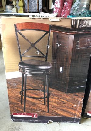 Colton Bar Stool New in Box for Sale in Olympia, WA