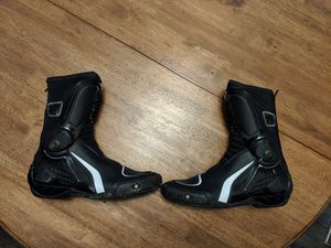 Dainese TR Course - in boot size US 10 for Sale in Woodstock, GA