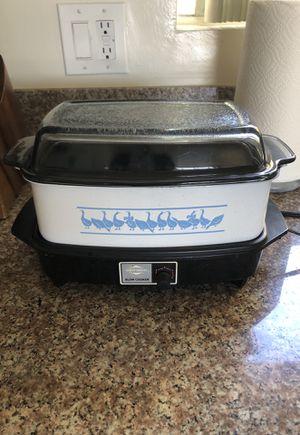 5 Temp Crock Pot Slow Cooker for Sale in Palos Verdes Estates, CA