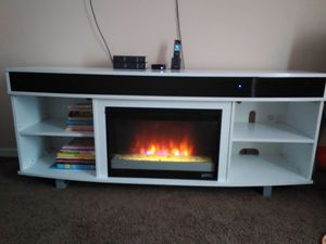 Fireplace TV Stand for Sale in Kissimmee, FL