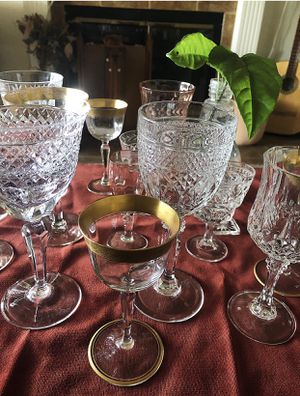 Vintage Wine Glasses for Sale in Lake Forest, CA